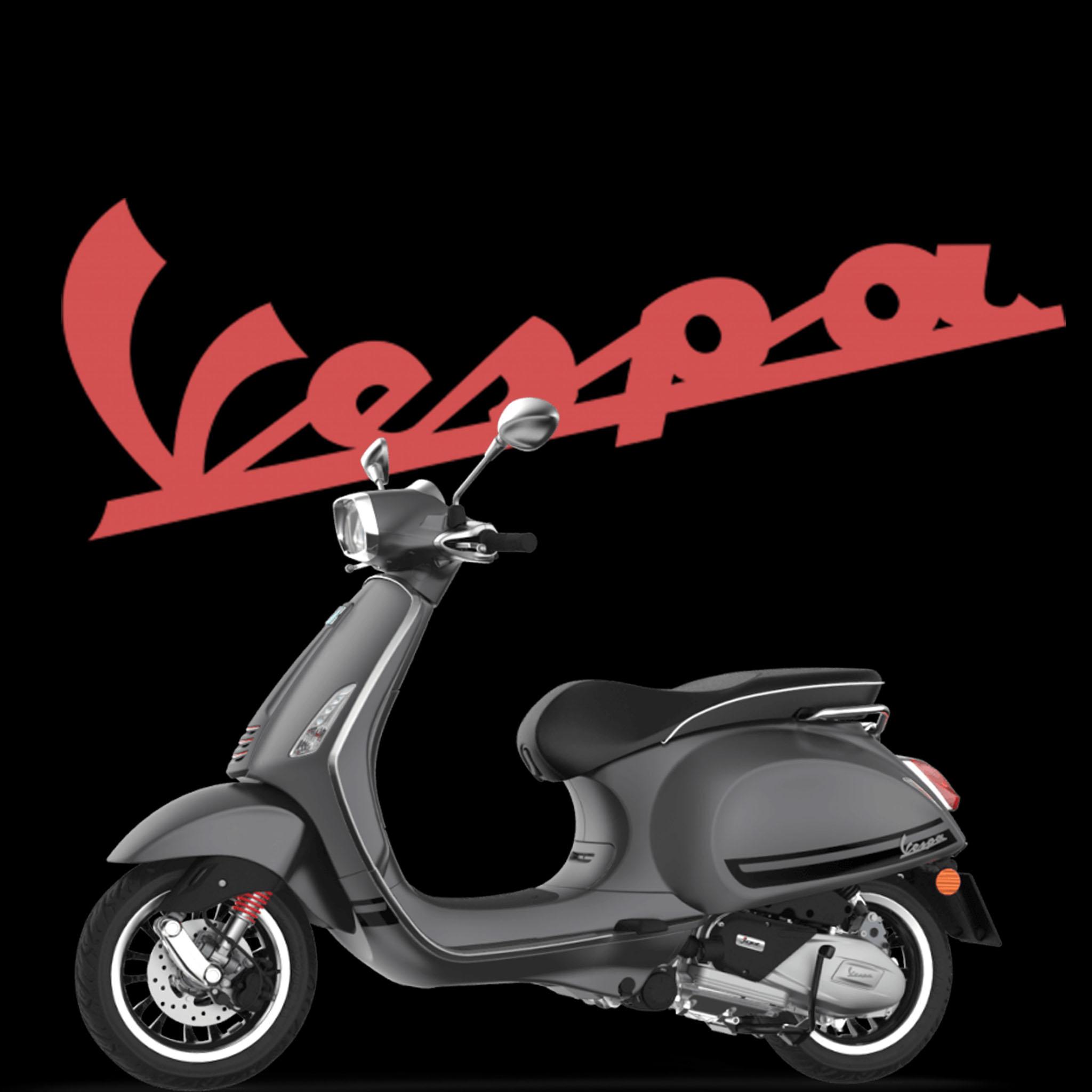 Vespa1 - 2 Rad Tesar
