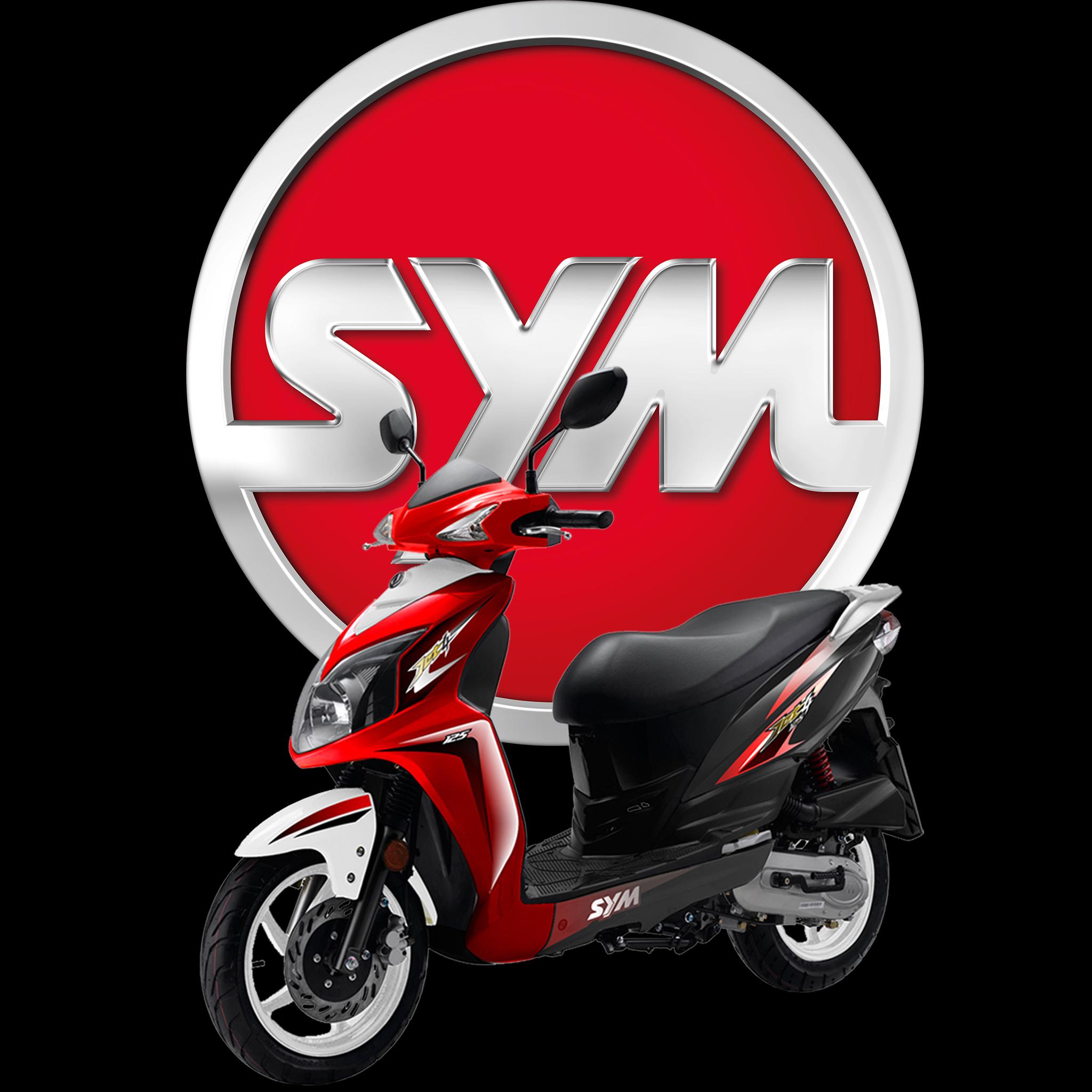 sym - 2 Rad Tesar